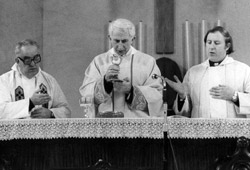 Mass in late 1970s